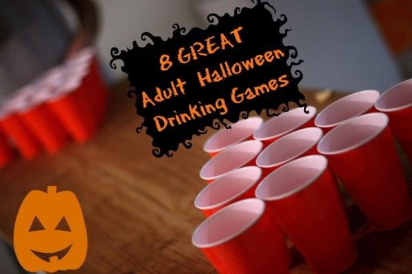 8 Awesome Halloween Drinking Games For Adults: Already planning for your Halloween party? Try your hand at bobbing for liquor, a scary movie drinking game and monster mash.