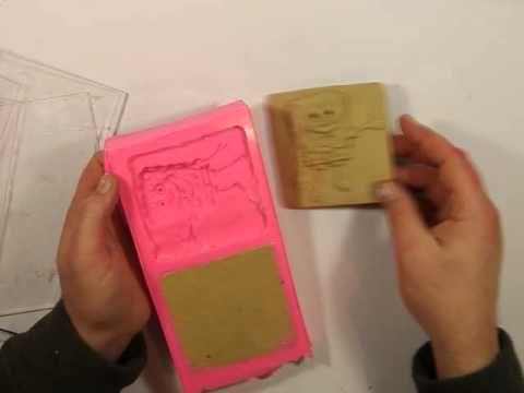 Как сделать силиконовую форму скопировать модель