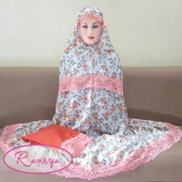 Saya menjual Mukena motif bunga silky rayon putih orange seharga Rp275.000. Dapatkan produk ini hanya di Shopee! https://shopee.co.id/raniya.shop/255629318 #ShopeeID