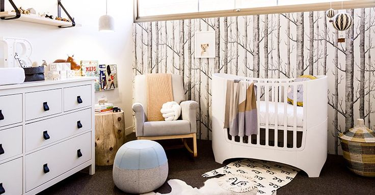 Maybe you've got thousands of links saved to Pinterest, or maybe you've only bought a cot and can't even decide what bedding to get. Either way, working out where to start with a baby's room is tricky. If you're still pregnant and haven't even met