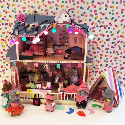 ★La nouvelle Maison des Petits Malins★ {Astuces-DIY-Upcycling} #SylvanianFamilies #DIY #PetitsMalins #SylvanianDIY #Sylvanian