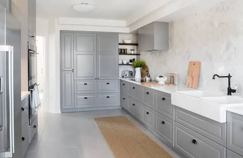 Best Ikea Bodbyn Kitchen Grey Google Search Ikea Bodbyn 400 x 300