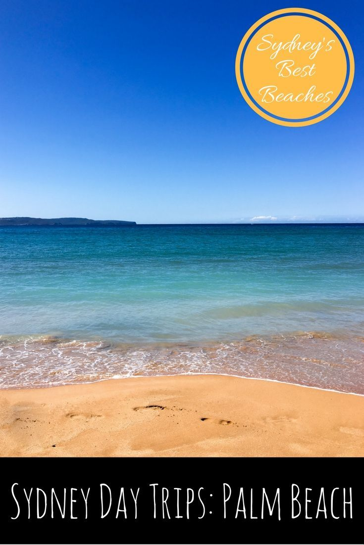 Sydney Day Trips: Palm Beach