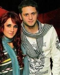dulce maria and christopher uckermann relationship