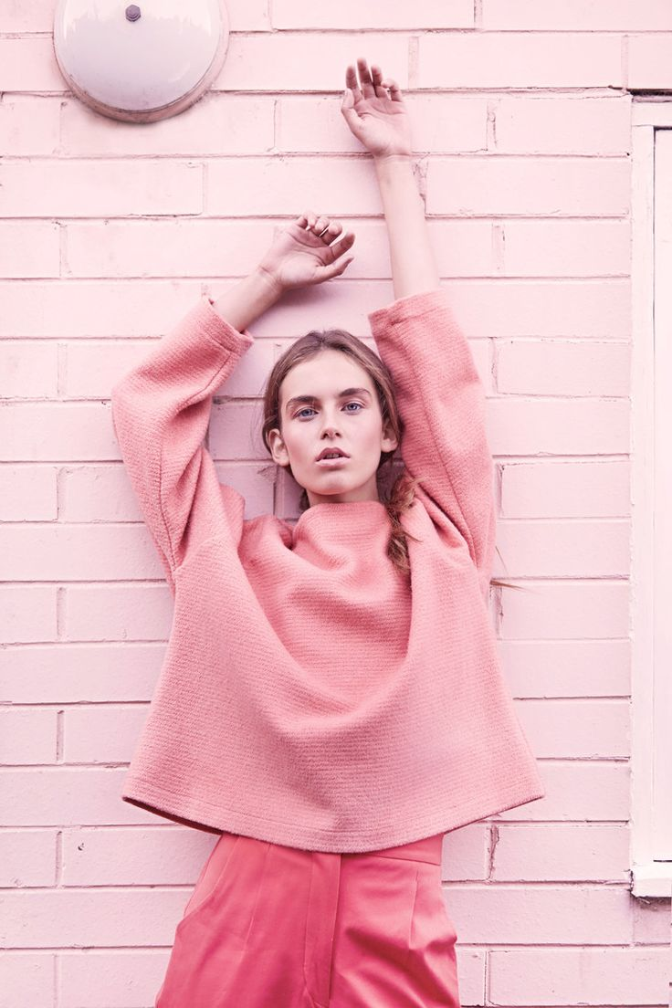 Wonder wick for HESSIAN MAGAZINE | Photographer | Emily Delphine | Stylist | Cat Morrison