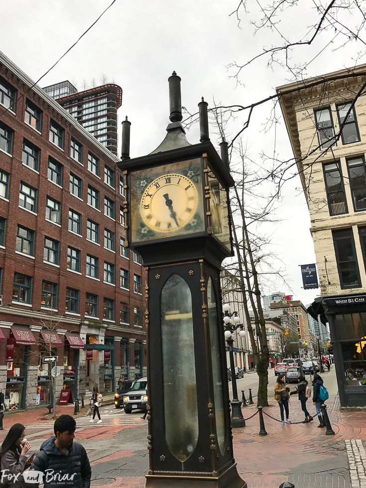 The 25 best vancouver tourist attractions ideas on pinterest steamclock gastown vancouver bc what to do and where to eat in vancouver sciox Gallery