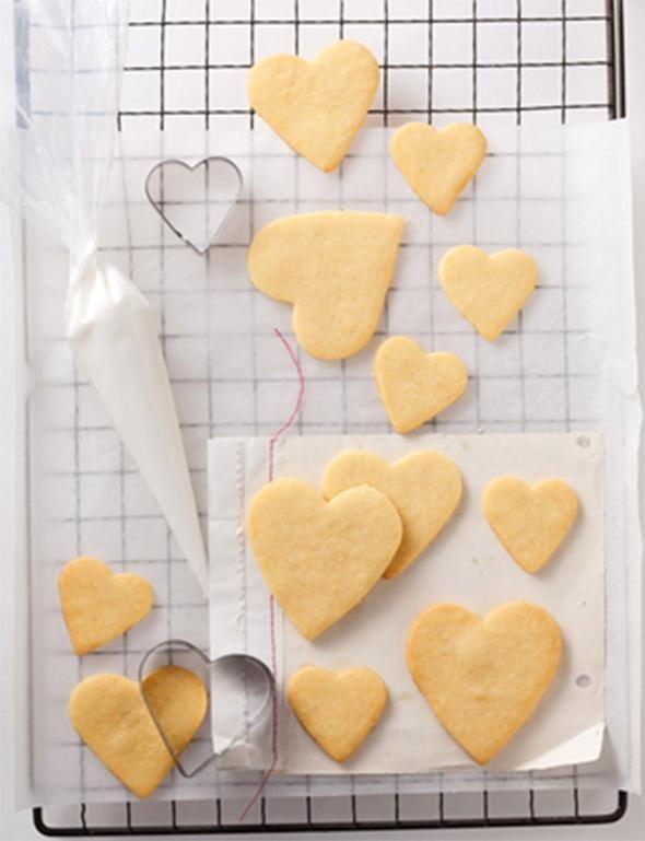 Grands classiques, gros succès : les biscuits à la vanille