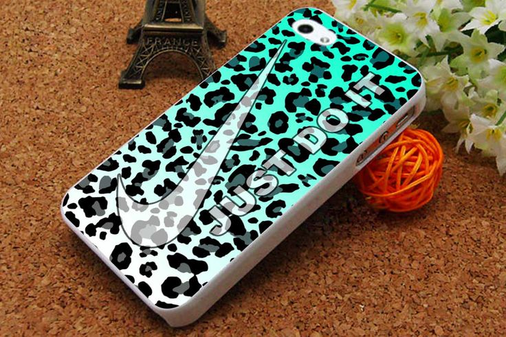 Just Do It Leopard rainbow iPhone 5C Case iPhone by USPSSHOP, $13.00