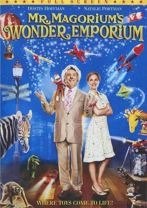 Mr. Magorium's Wonder Emporium (Fullscreen) (DVD 2007) | DVD Empire