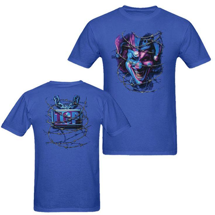 INSANE CLOWN POSSE Barbed Jester T shirt