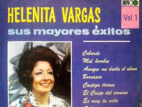 "Helenita Vargas ♪♪ ""Borrasca"" - Sofía Helena Vargas Marulanda"