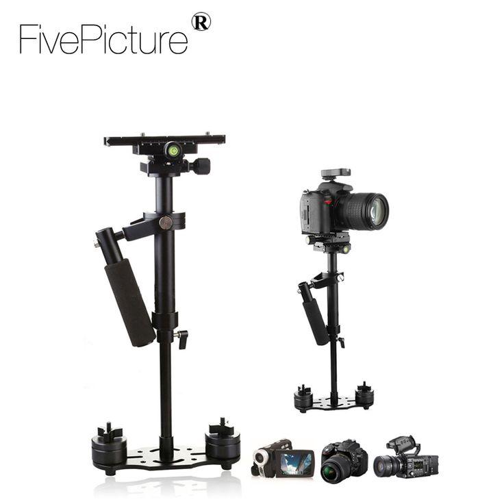 Caméra dslr 60 cm Stabilisateur Vidéo De Poche DSLR Caméra Steadicam Stable pour Caméra Vidéo DV DSLR Nikon Canon Panasonic-image-Stabilisateur-ID de produit:60600034666-french.alibaba.com