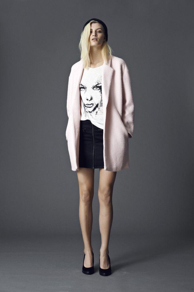 Agnes Coat  #pinkcoat