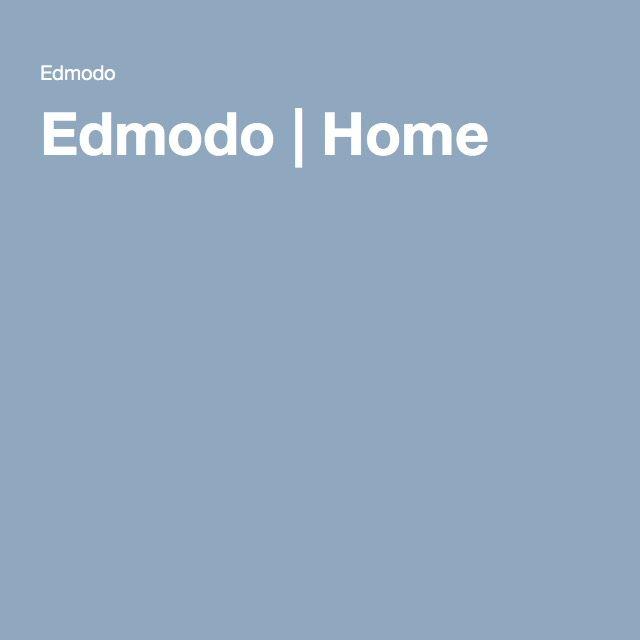 Edmodo   Home