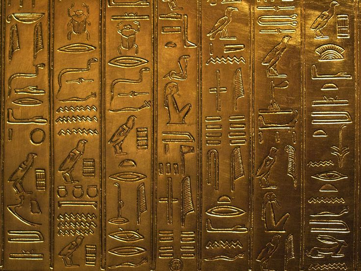 The Name of the Dead Hieroglyphic Inscriptions of the Treasures of Tutankhamun Translated