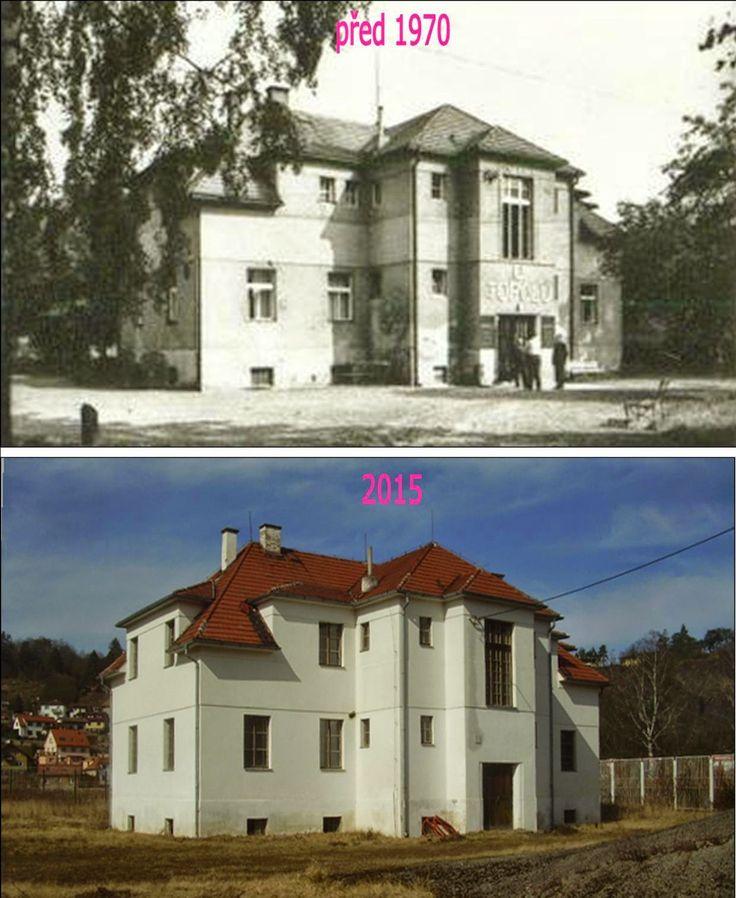 Přehled srovnávacích fotek: DAVLE (Středočeský kraj)