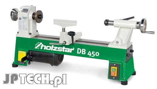 HOLZSTAR mała tokarka DB 450