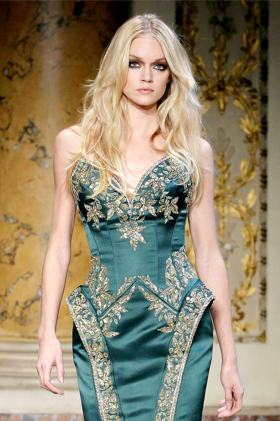 Haute Couture Fashion Christian Dior Fall 2011 Couture: Fashion, Zuhair Murad, Clothes, Gowns, Beautiful, Dresses, Murad South, Teal, Haute Couture