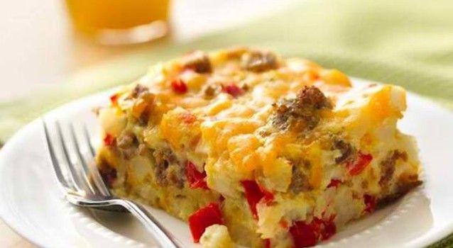 Sunday Best Brunch Casserole: Impossible Easy, Breakfast Casseroles ...