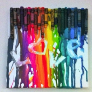 Love ArtDiy Ideas, Crafts Ideas, Kids Stuff, Melted Crayons, Fun Ideas, Crayons Art, Fun Crafts, Art Projects, Crayon Art