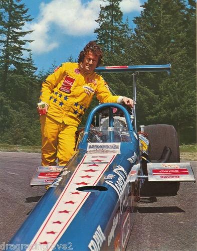 The Mongoose's Don Garlits built 1972 top fueler