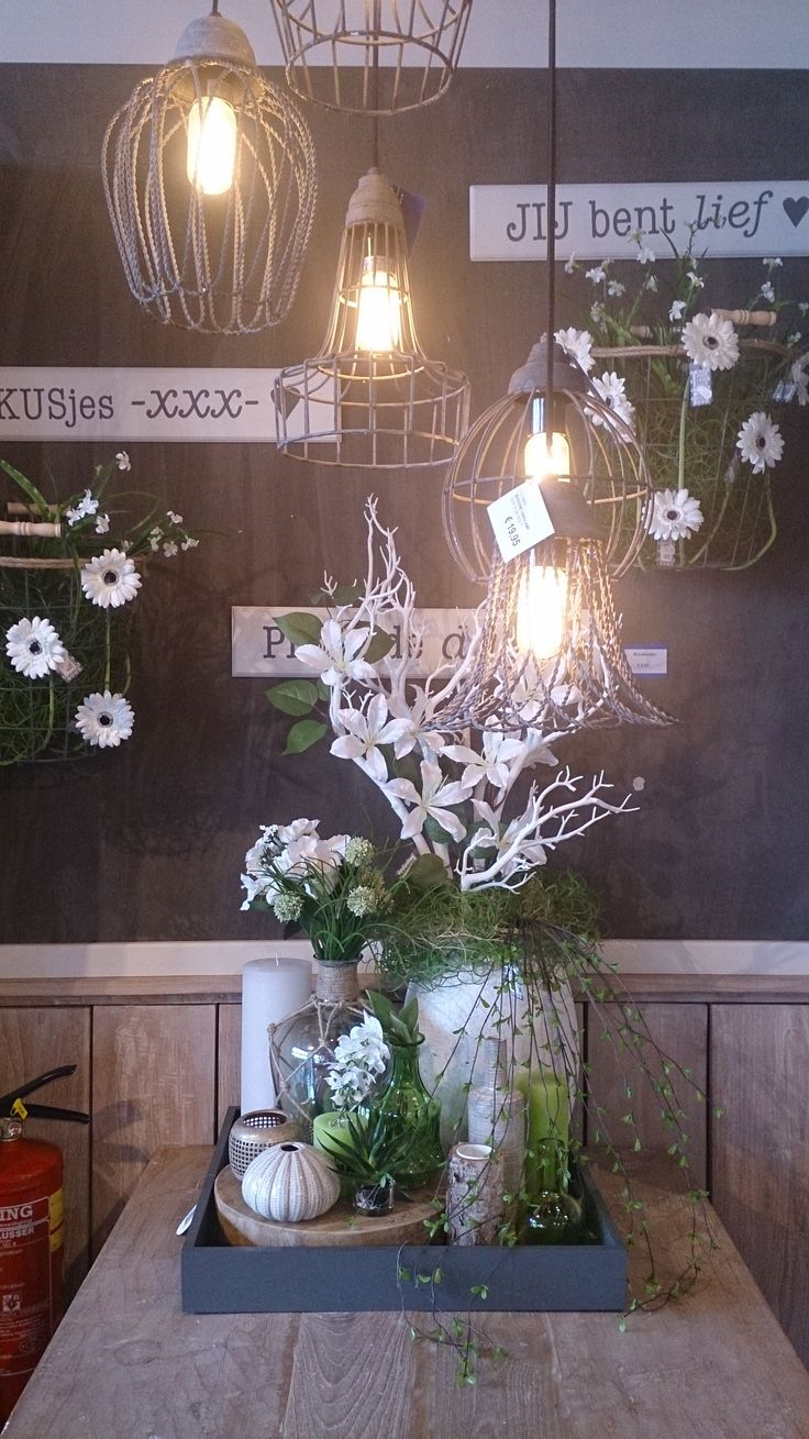 20 beste idee n over kaars decoratie op pinterest for Decoratie industrieel