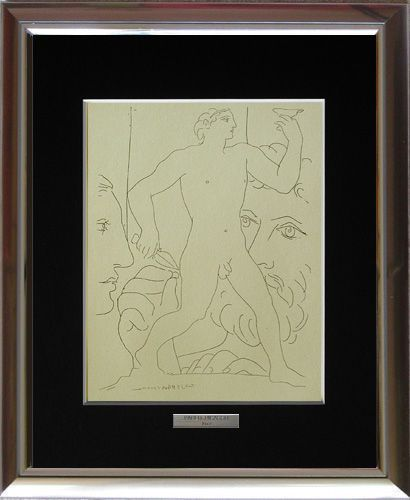 29 best Picasso Suite Vollard Framing (Gold or not Gold ?) images on ...