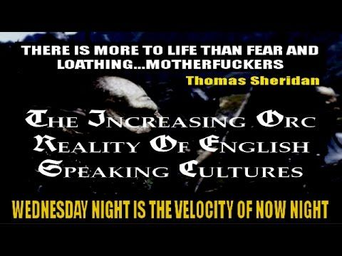 The Velocity of Now April 2, 2015 with Thomas Sheridan
