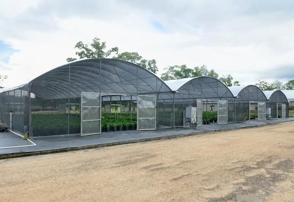 Commercial greenhouse kits and high tunnel kits –