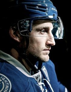 Our​ Captain Steven Stamkos. Go Bolts