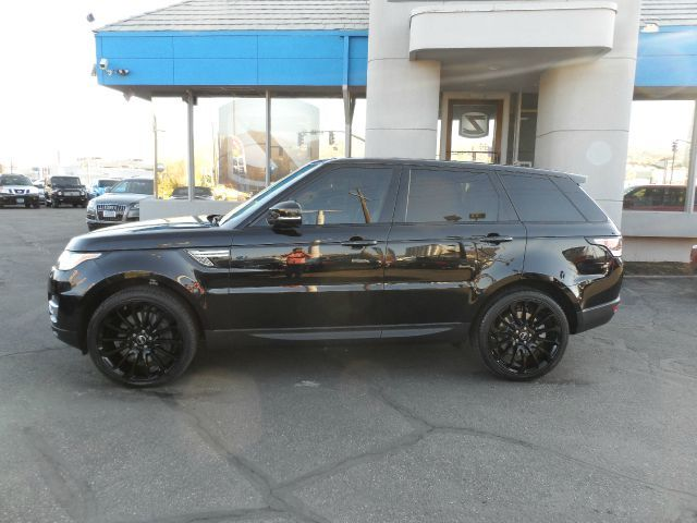 Land Rover Range Rover Sport Lease | 2014 Land Rover Range Rover Sport 5.0L V8 Supercharged