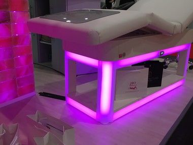 New SPA massage furniture by ISO Benessere