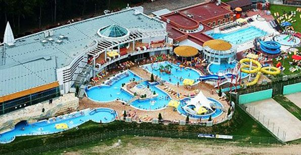 Thermal Pools in Uniejów //