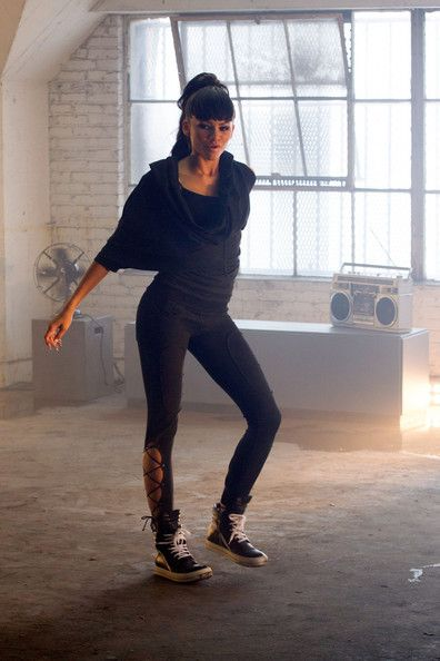 zendaya+colemans+picture+from+replay | Zendaya Coleman Pictures - Zendaya dances on the set of her first ...