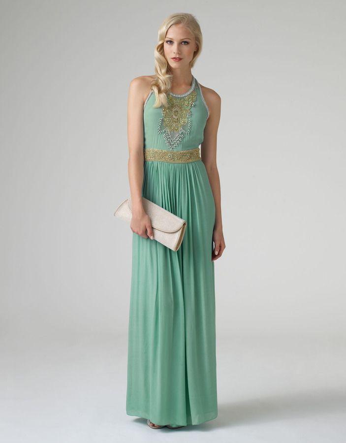Lyra maxi dress monsoon uk