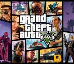 Grand Theft Auto V (GTA V) on PS4 and Xbox One. Just awesome !