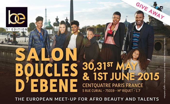 12 best images about natural hair and high fashion on for Salon a paris ce weekend