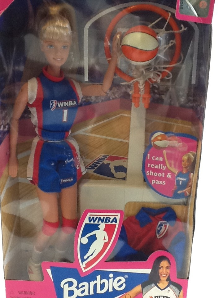Eclectic Laundry - WNBA BASKETBALL BARBIE, $22.99 (http://www.eclecticlaundry.com/wnba-basketball-barbie/)