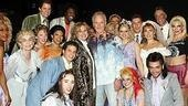 Photo Op - Luke & Laura at Wedding Singer - Anthony Geary - Genie Francis - entire cast