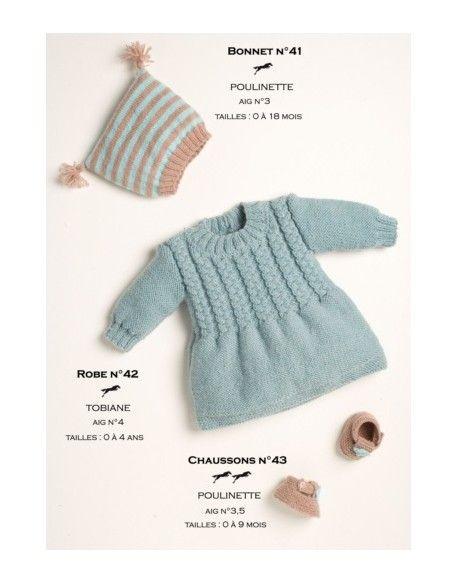 Model dress CB15-42- - Free knitting pattern