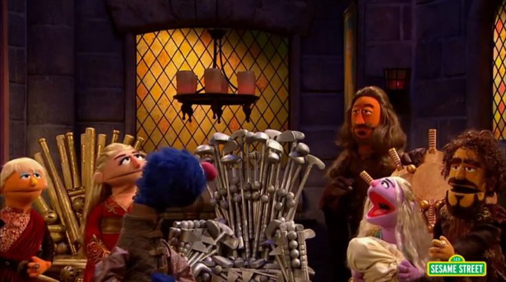 Echa un vistazo a esta parodia de Game of Thrones. ¡No tiene desperdicio!