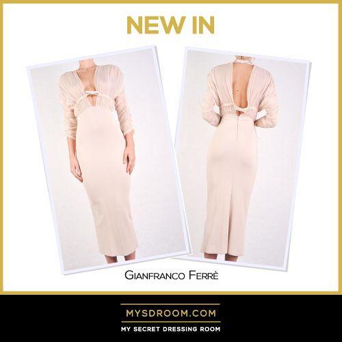 Gianfranco Ferrè dress