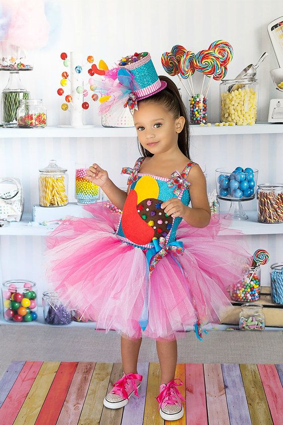 candy crush birthday party | Candy Crush Tutu Dress....costume tutu set by TheBerryNiceBoutique