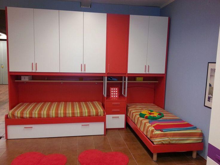 Camerette singole ~ Best camerette per ragazzi images baby rooms