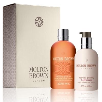 Molton Brown - heavenly gingerlily treasures