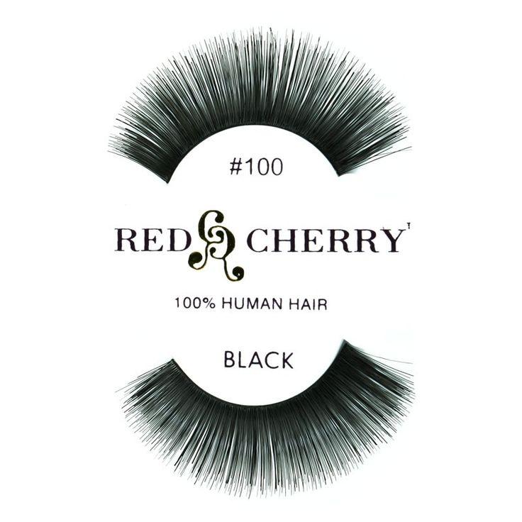 Gene False Red Cherry 100 doar pe http://www.makeup-shop.ro