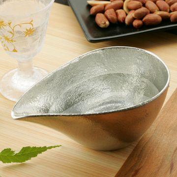 能作/錫の片口 小 4725yen 伝統技法で作られた100%錫素材の片口