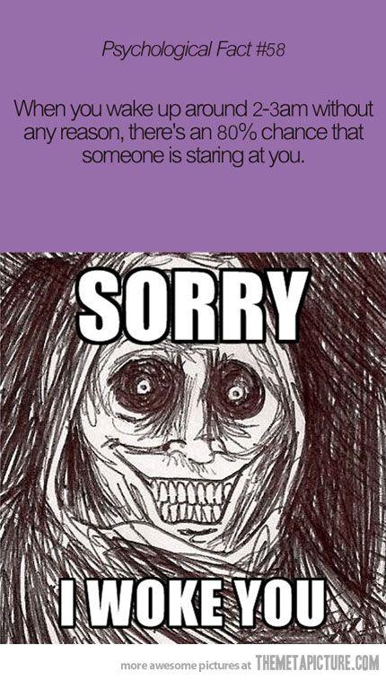 Lol ew this really scares me