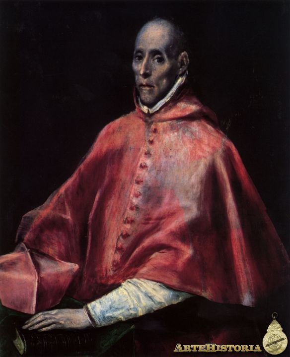 Cardenal Tavera - Obra - ARTEHISTORIA V2 El Greco