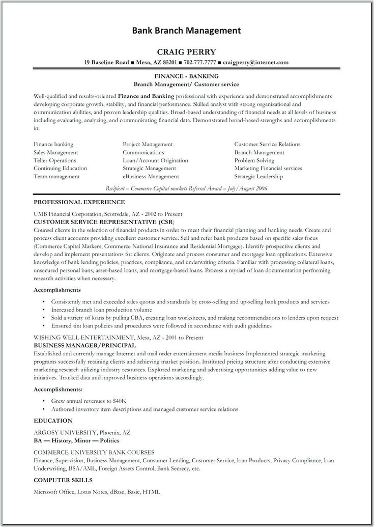 bank teller resume templates free bank teller resume